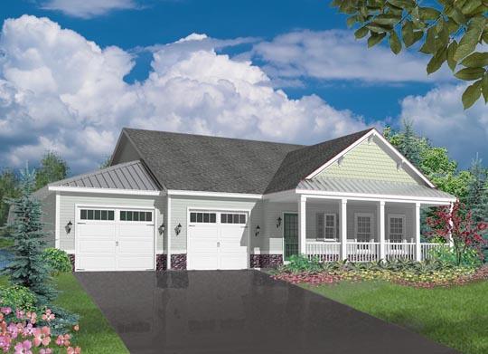 Kingsley house plan