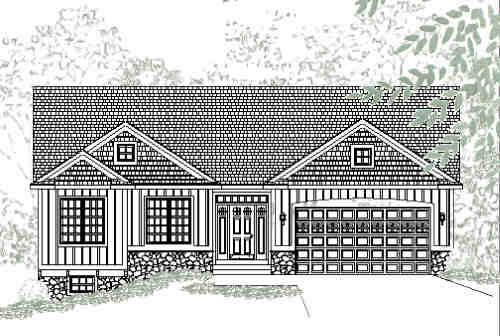 Riverpointe Free House Plan Details
