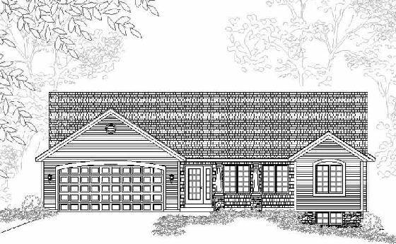 Treyburn House Plan