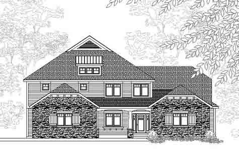 Rivaridge Free House Plan Details