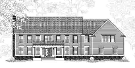 Wendover Free House Plan Details
