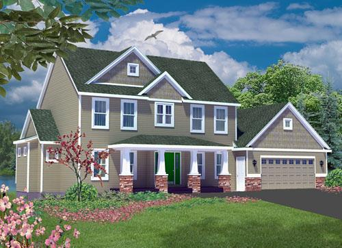 Hillcrest Free House Plan Details