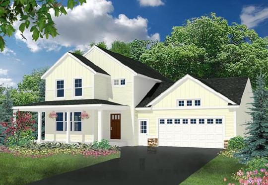 Cresthill Free House Plan Details