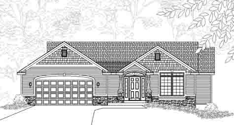 Abbey Hill Free House Plan Details