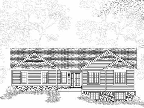 Avalon Free House Plan Details