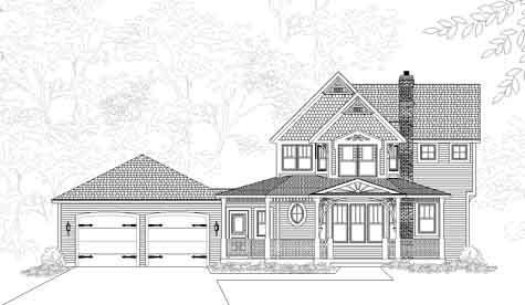 Arrington Free House Plan Details
