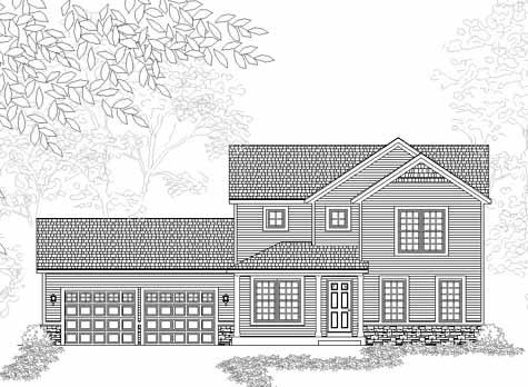 Ashcrest Free House Plan Details