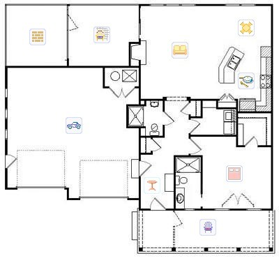 Free House Plans Main Floor