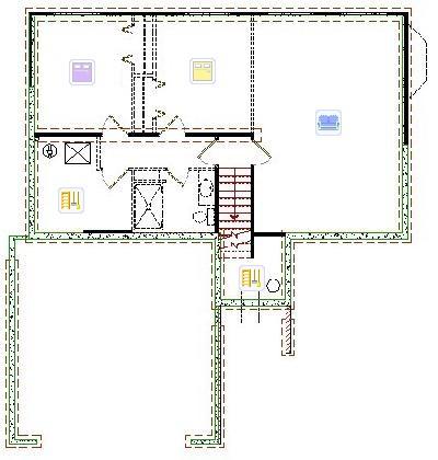 Weston floor plans