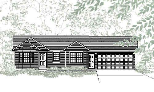 Bedford house plan