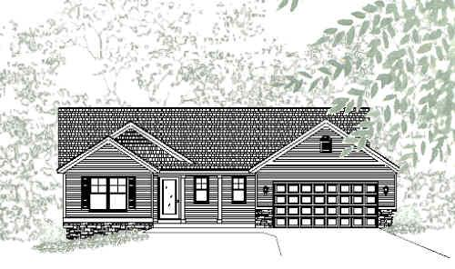 Blairmore Free House Plan Details