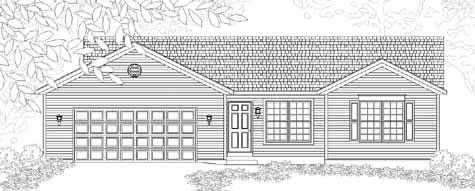 Boddington Free House Plan Details