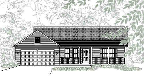 Brookhaven Free House Plan Details