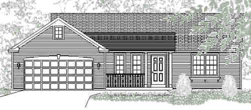 Buchanon Free House Plan Details