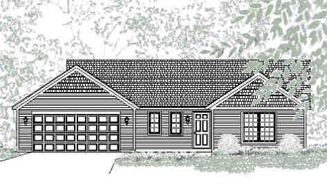 Caroline Free House Plan Details