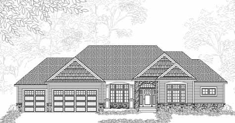 Romantic Cottage @ Architectural Designs - House Plans, Home Plans