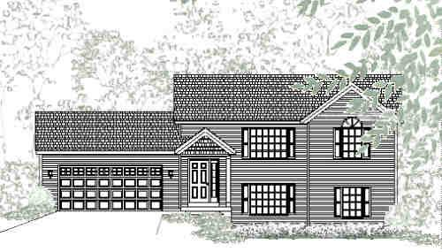Durham-B1 Free House Plan Details