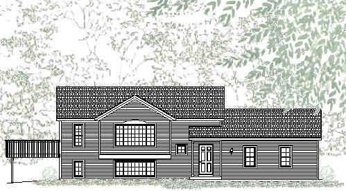 Eastview House Plan