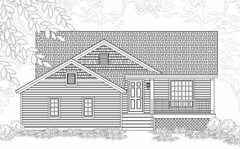 Eastwood-B1 House Plan