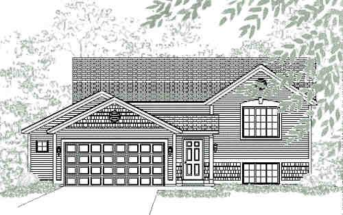 Edgebrook house plan