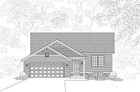 Edgewater Free House Plan Details