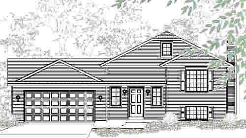 Elmview-A Free House Plan Details