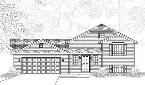 Elmview-B Free House Plan Details