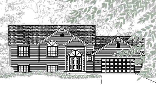 Euclid Free House Plan Details