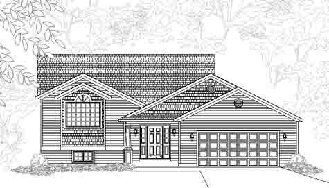 Farthington Free House Plan Details