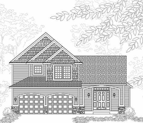 Glenlake Free House Plan Details