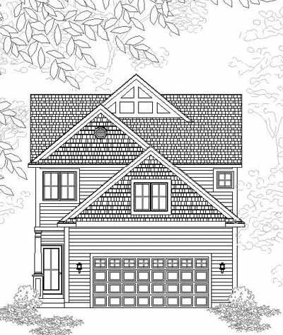 Glenmoor Free House Plan Details