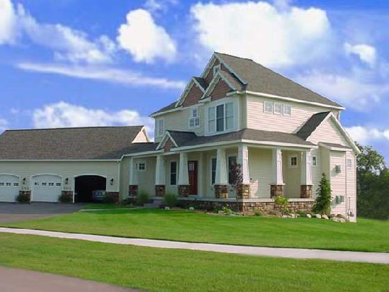 Traditional two story house plans house plans for Traditional 2 story house