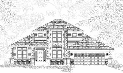 Greystone Free House Plan Details
