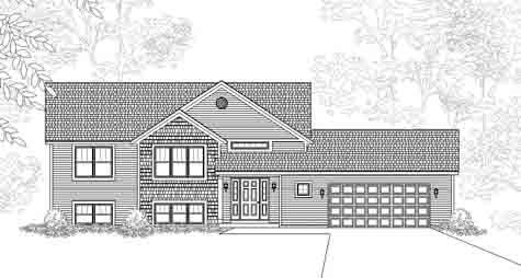 Linville house plan