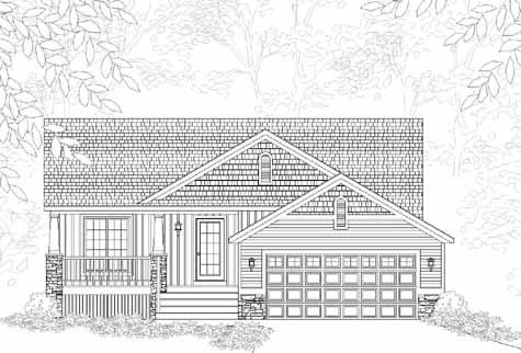 Madison-C-C1 Free House Plan Details