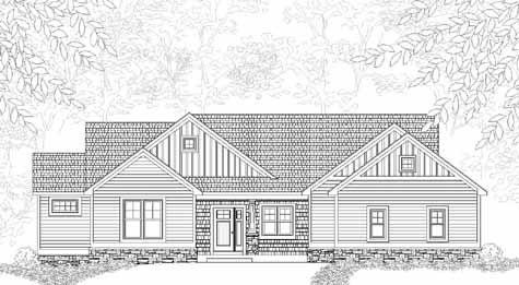 Mountain House Plans