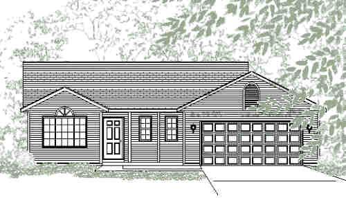 Sloane House Plan