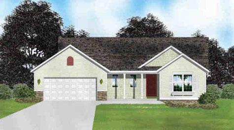 Southbridge Free House Plan Details