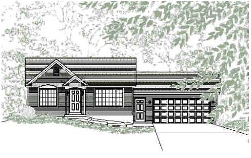 Spinnaker house plan