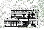 Glessner Free House Plan Details