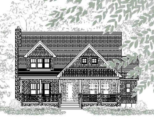 Cassady House Plan Details