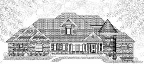 Weatherford House Plan Details