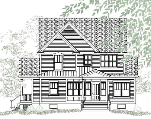 Waterford House Plan Details