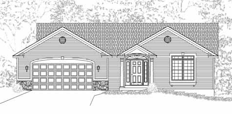 Baldwin House Plan Details