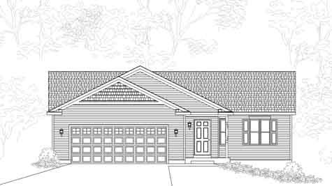 Woodrun House Plan Details