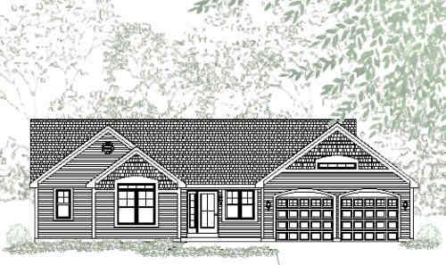 Austin House Plan Details