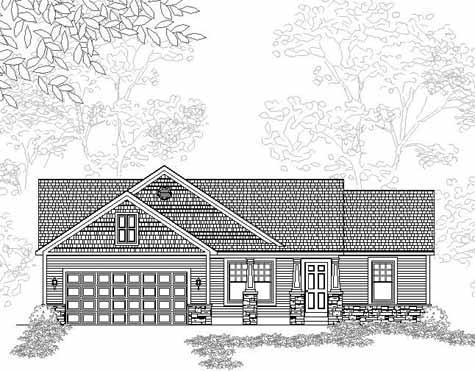 Asherton House Plan Details