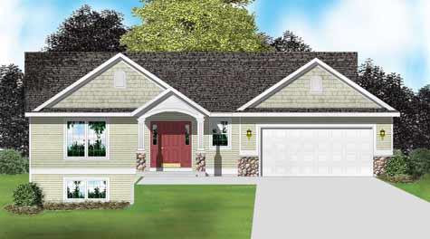 Alexander House Plan Details