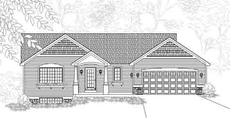 Andover House Plan Details