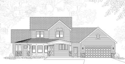 Ainslie House Plan Details